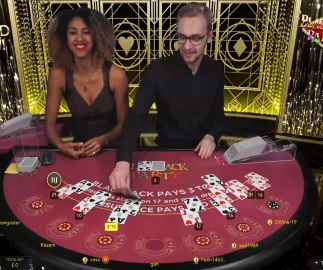 Blackjack Party Live Game Creates a Fun Atmosphere