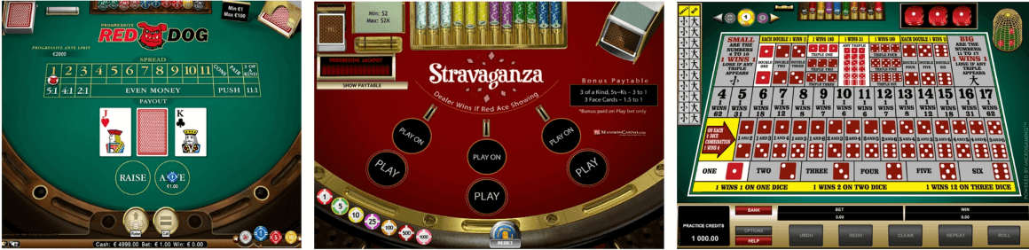 There's a Huge Diversity of Online Casino Games