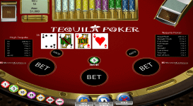 Poker Fans Can Try Tequila Poker