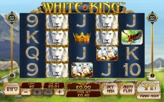 The White King Slot Features Free Spins